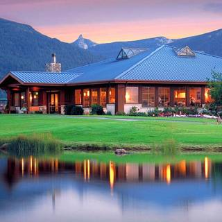 Highland House Restaurant - Mount Shasta Resort