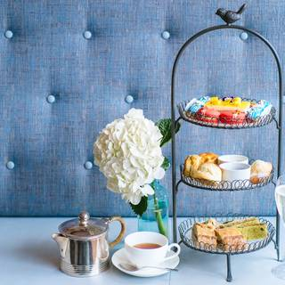 Bluebird Chelsea Afternoon Tea