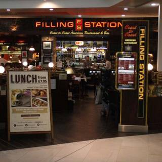 Filling Station - Braehead