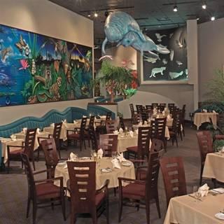 Everglades Restaurant At Rosen Centre