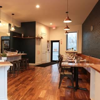 The Kitchen at Noca