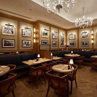 Chucs Restaurant Cafe Harrods