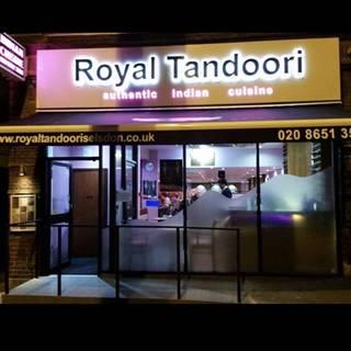 Royal Tandoori Selsdon
