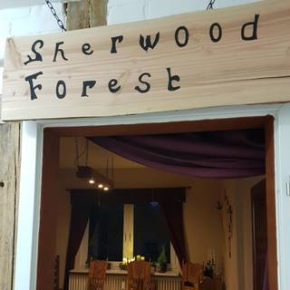 Cafe Sherwood Forest