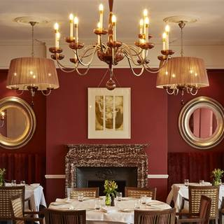 Ockenden Manor Hotel & Spa - The Restaurant