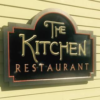 The Kitchen @ Captain Visger House
