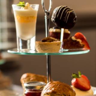 Afternoon Tea at The Elephant Hotel