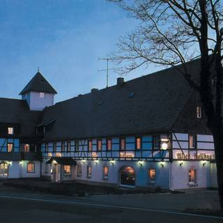 Dunkelrestaurant - Hotel Altes Zollhaus