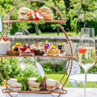 Afternoon Tea @ Widbrook Grange Hotel