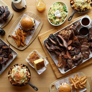San Antone by Bludso's BBQ - Crown Melbourne