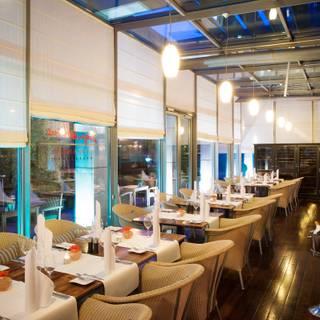 Restaurant Signatures Veranda im Intercontinental Frankfurt