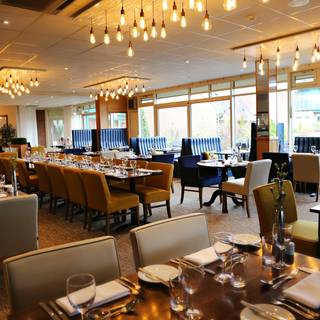 The Park Restaurant at Ufford Park Woodbridge