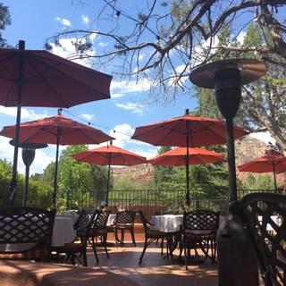 Casa Sedona Inn Resturant