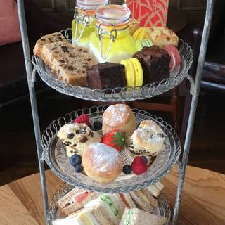 Afternoon Tea at Virginia Court Hotel