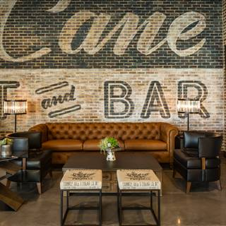 Grain & Cane - Bar & Table