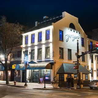 Yorgos Restaurant & Lounge