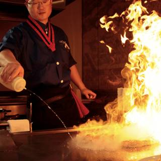 KOBE Japanese Steak House - Lanham