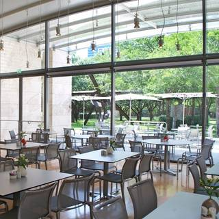 Nasher Cafe by Wolfgang Puck