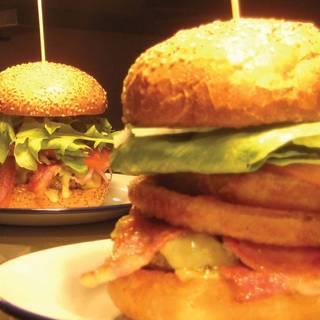 BoBo's Burgers Restaurant- Dame Street