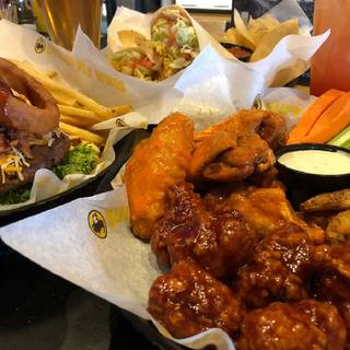 Buffalo Wild Wings - Big Rapids
