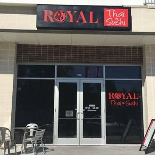 Royal Thai and sushi
