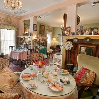 Serenity Garden Tea House & Restaurant