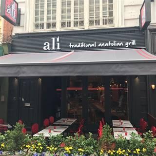 Ali Ocakbasi London