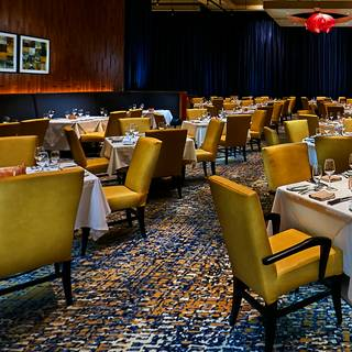 Council Oak Steaks & Seafood at Seminole Hard Rock Hotel & Casino Hollywood Florida
