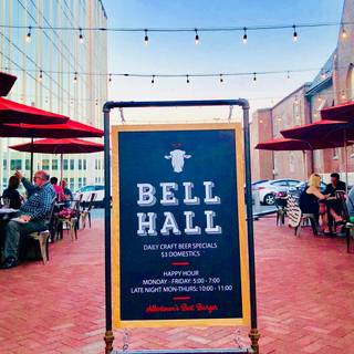 Bell Hall