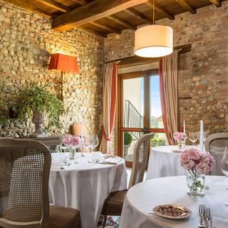 La Terrazza at Villa le Calvane