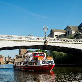 Afternoon Tea at City Cruises York