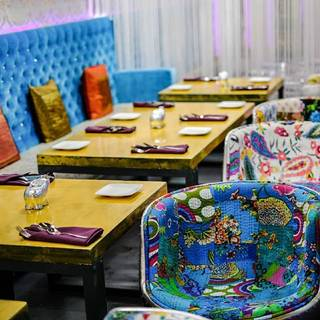 Silk Dinner Lounge