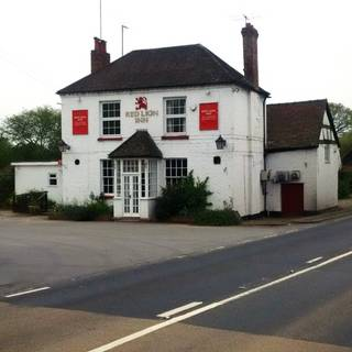 The Red Lion Inn at Stifford's Bridge