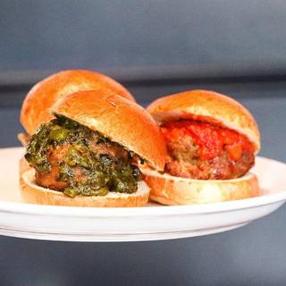 Mimi Blue Meatballs and More - Good Food! - Carmel