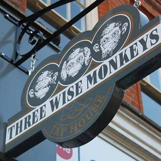 Three Wise Monkeys - Colchester