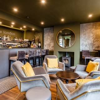 The New London Restaurant And Lounge