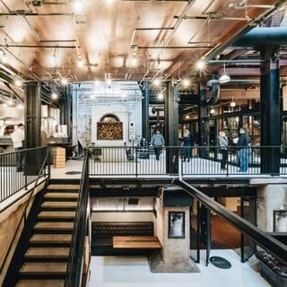 Steam Plant Kitchen & Brewery