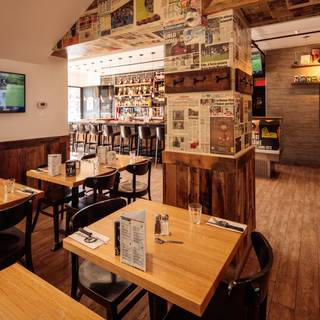 Bàcaro Urban Pizzeria - Westmount