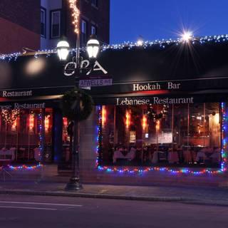 Opa Restaurant Providence