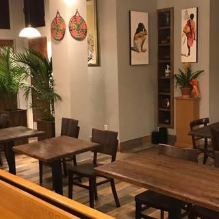 Ghenet Restaurant