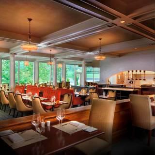 Jefferson's Restaurant at The Omni Homestead