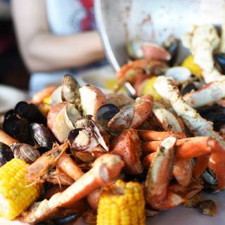 The Crab Pot Restaurant & Bar-Long Beach