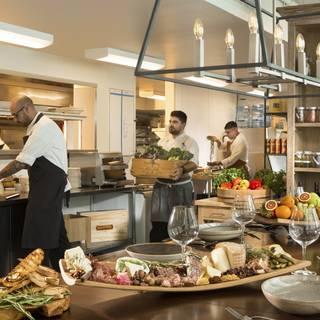 Chef's Table at BALEENkitchen