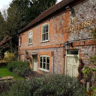 The Fat Frog in The Chequers
