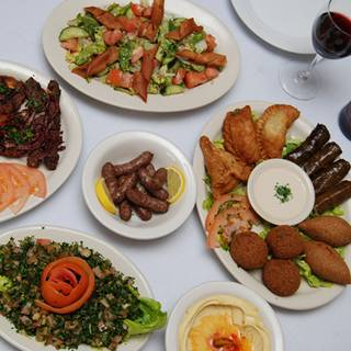 Mary'z Lebanese Cuisine - The Woodlands