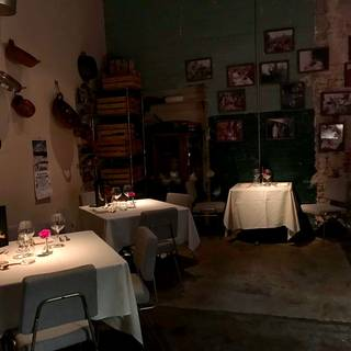 Purepecha Room by Revolver Taco Lounge