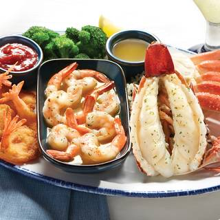 Red Lobster - Tucker
