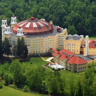 West Baden Springs Hotel Events