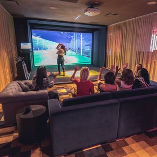 Topgolf Swing Suite at MGM Grand Detroit