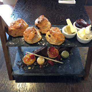 Afternoon Tea at The Mill Bar & Grill